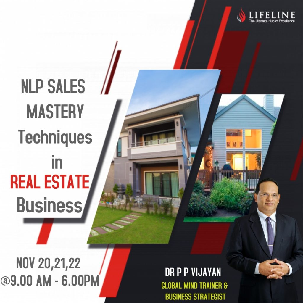 NLP REAL ESTATE BUSINESS